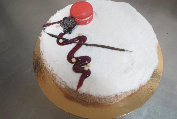 Mont-blanc vanille, traiteur à Bordeaux