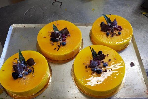 Dessert Imparfait, traiteur à Bordeaux