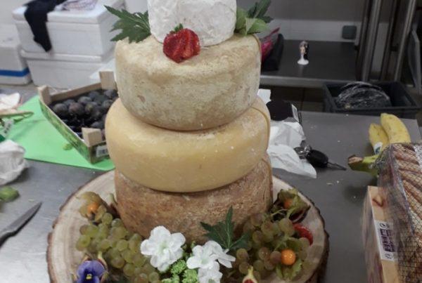 Dessert Cascade de fromages